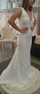 Beautiful Lace Wedding Dress, Brand New With Tags!!!