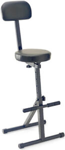 Stagg MT-300 BK  multi-purpose musician's chair