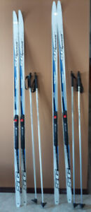 All You Need to Cross Country Ski!
