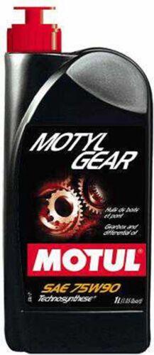 Motul Motylgear 75W90 - Technosynthese - API GL-4 / GL-5, 1L (1.05 qt.)
