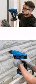 Draper Storm Force® 20V Drill, Hammer LED