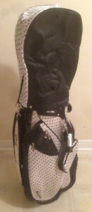 LADIES ~ BARRINGTON GOLF CART BAG FOR SALE!