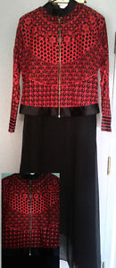 Brand New indian Salwar Suit with Embroidery Jacket