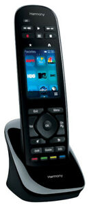 Logitech Harmony Ultimate One IR Remote with Customizable Touch
