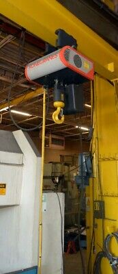 Kone Crane 2 Ton Electric Hoist Inv.39469