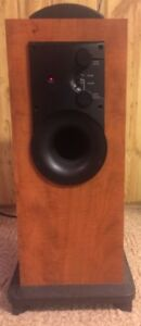 Wanted 2 Athena Technologies Cherry Wood P3 Subwoofers