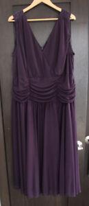 4 gorgeous LAURA PLUS dresses, size 24, $ 25 per dress