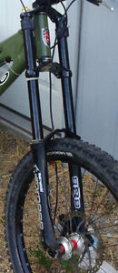 Marzocchi 888 DH Dual Crown Bike Fork DH FR - great condition