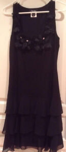 BLACK EVENING / COCKTAIL DRESS FOR SALE