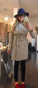 Manteau Michael Kors - MK trenchcoat - size XS fits like S