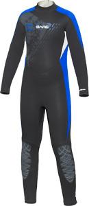 Wetsuit Bare 7/6 Jr. Velocity Full