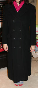Alfred Sung Full Length Winter Dress Coat - Womens 14 London Ontario image 2