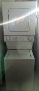 WHIRLPOOL STACKABLE WASHER AND DRYER FOR SALE!