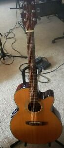 Takamine Acoustic - Electric Guitar
