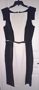 Black and White dress size 12