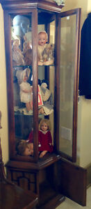 1970s-1980s Display Cabinet