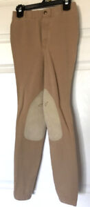 Brown Elation Pull on Breech(Size 16)