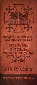 Quality Handmade Leather Products