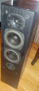 Sound Dynamic tower speakers