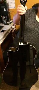 Fender T Bucket Burgandy Colour Acoustic Guitar St. John's Newfoundland image 2
