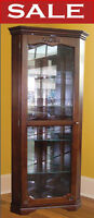 Model 6001, china cabinets, Curio Cabinets