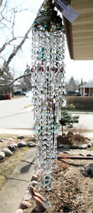 Chandelier Crystal Prism Suncatchers One of a Kind Custom Made