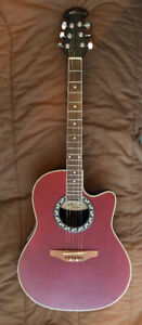 ovation buy or sell used guitars in ontario kijiji classifieds page 3. Black Bedroom Furniture Sets. Home Design Ideas