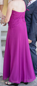 Bridesmaid or mother of the bride Dress London Ontario image 2