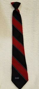 Mobil Oil gas station attendant tie