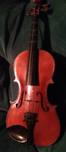 Authentic SUZUKI Children's Violin $100