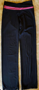 LULULEMON ASTRO PANTS SIZE 2 IN PERFECT CONDITION