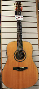 Simon and Patrick Showcase Rosewood A6T
