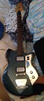 Used guitar electric ibanez