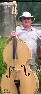 Acoustic Upright Bassist Looking for Bluegrass Band Kitchener / Waterloo Kitchener Area image 1