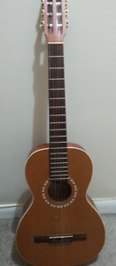 Classical Guitar, Canadian Made