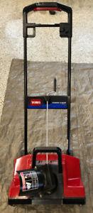 Pelle électrique Toro Power Curve 1800 electric snow blower