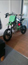 140cc yx pit bike
