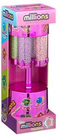 New Pink Mini Millions Sweet Dispenser Machine
