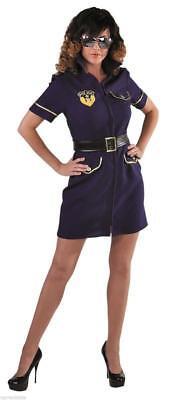 FBI Kleid Polizist Polizei Police Cop CIA Kostüm Polizistin SWAT (Swat Kleid Kostüm)