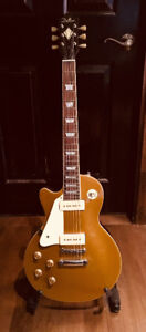 Lefty Dillion Gibson Gold Top Guitar