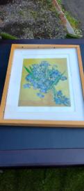 Framed van Gogh photo free