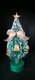 Mini Fibre optic Christmas tree
