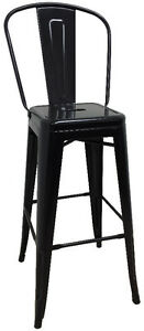 RESTAURANT INDUSTRIAL TOLIX METAL DINING CHAIR BAR STOOL Cambridge Kitchener Area image 4