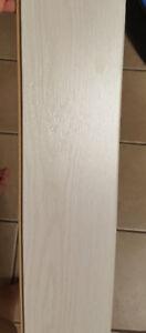 Beautiful modern flooring, off white oak wash