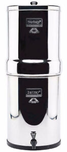 Royal Berkey® Earth Water Filter System - FREE DELIVERY
