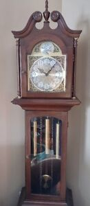 Classic Hentschel Grandmother Clock