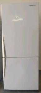430 Litre Upside down Westinghouse fridge