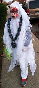Costume d'Halloween de fantôme pour enfants