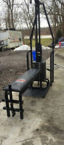 Workout bench for sale