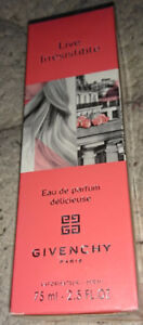 Live irresistible by Givenchy75ml brand new perfume in packaging